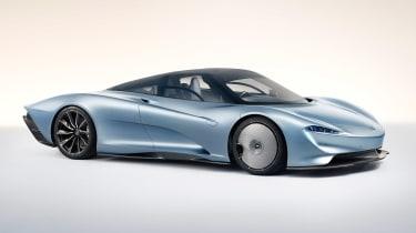 McLaren Speedtail - front