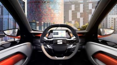 SEAT Minimo concept - dash