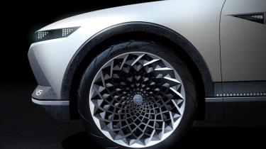 Hyundai 45 Concept - wheel