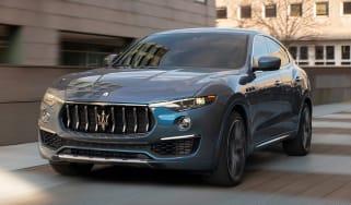 Maserati Levante Hybrid - front