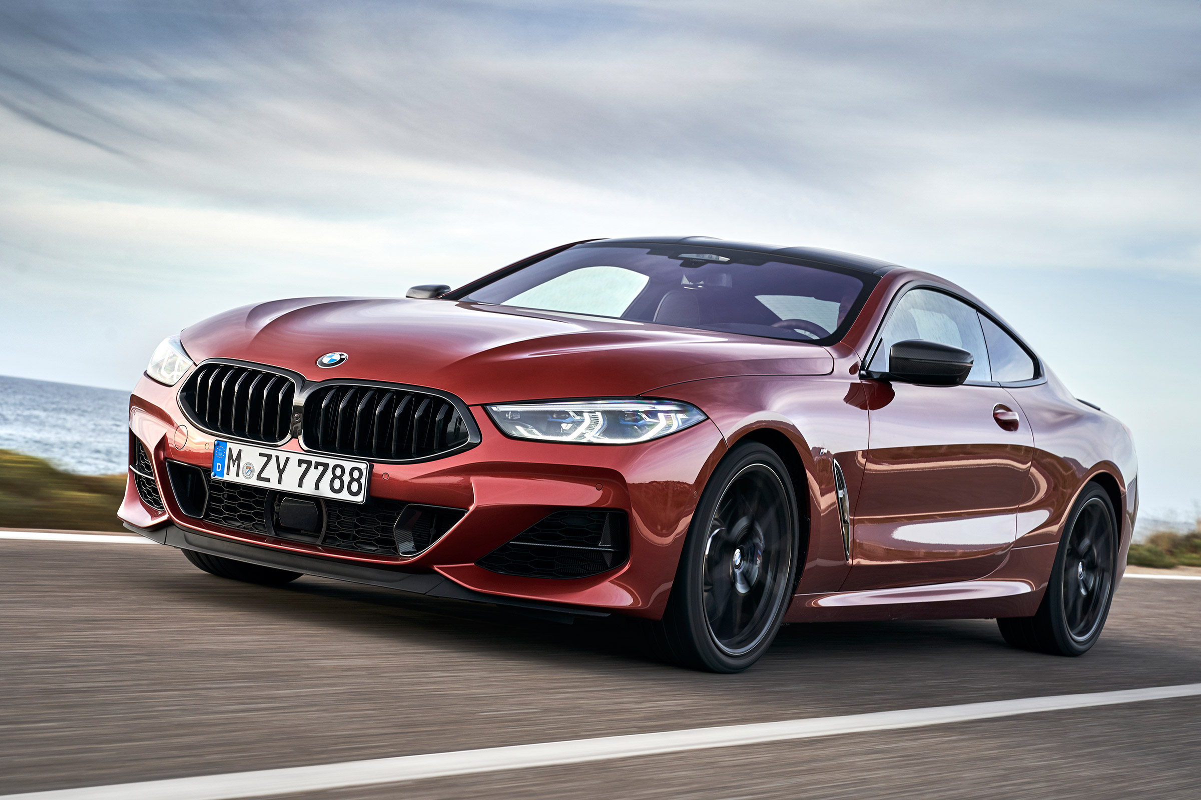 New Bmw 8 Series 2019 Review Auto Express