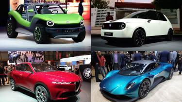 Best concept cars Geneva Motor Show 2019 - header