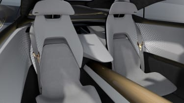 Nissan IMQ concept - seats