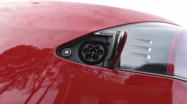 Tesla Model S long-term final report - charging point 2