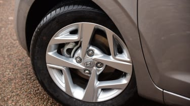 Hyundai i10 - wheel