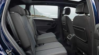 SEAT Tarraco - rear seats