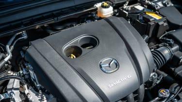 Mazda CX-30 - engine