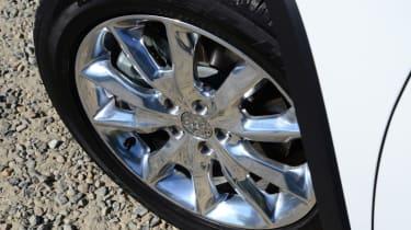 Jeep Cherokee diesel 2014 wheel