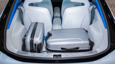 Volkswagen I.D. - boot with bags