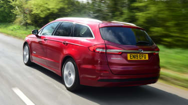 Ford Mondeo Hybrid Estate - rear