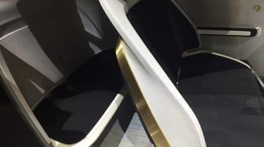 MINI Vision Next 100 concept - seat reveal