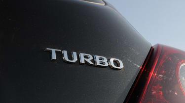 Vauxhall Corsa Black Edition badge