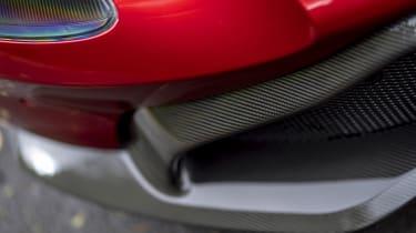 Aston Martin Vantage AMR - front detail