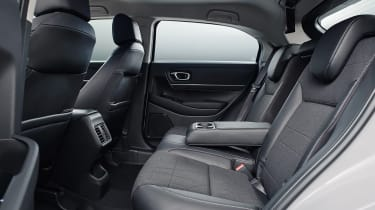 Honda HR-V - rear seats