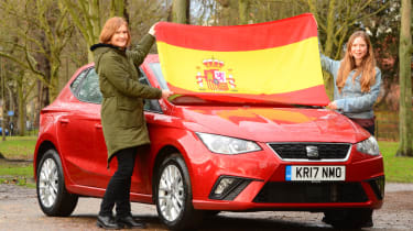 Long-term test review: SEAT Ibiza - first report header