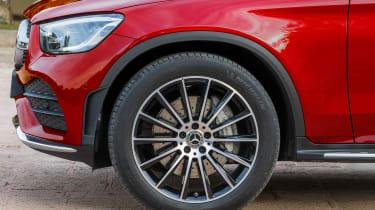 Mercedes GLC Coupe - wheel