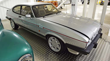 Movie and TV cars - Ford Capri