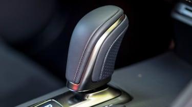 Lexus LC 500 - transmission