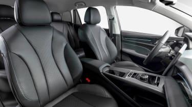 MG 5 EV - seats