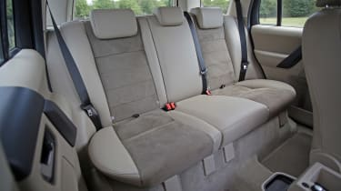 Used Land Rover Freelander 2 - rear seats