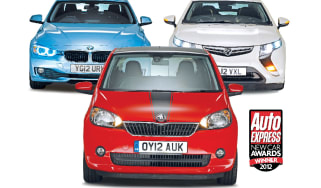 Britain's best new cars 2012