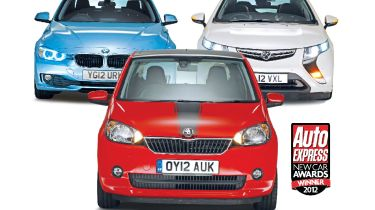 Britain's best new cars 2012