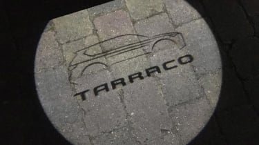 SEAT Tarraco - second report puddle light