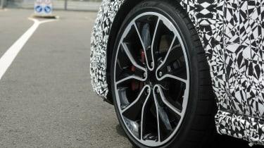 Hyundai i30 Fastback N prototype - wheel