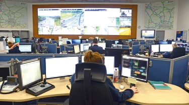 Highways England - control centre