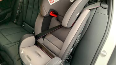 Best child car seats - booster side
