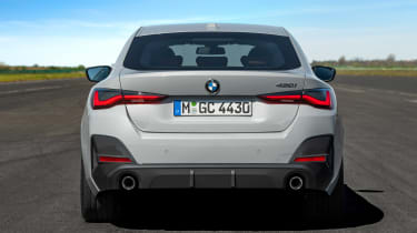 BMW 4 Series Gran Coupe - full rear