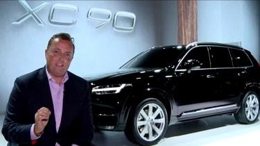 Volvo XC90 video