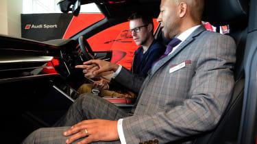 Audi A7 long-term test - interior