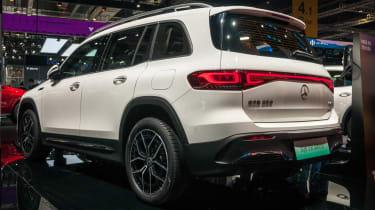 Shanghai Auto Show 2021 - Mercedes