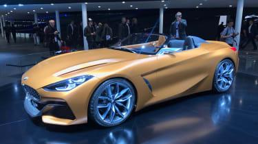 BMW Concept Z4 - Frankfurt front