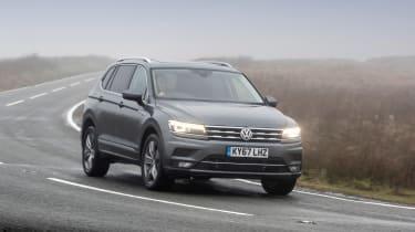 Volkswagen Tiguan Allspace - front action