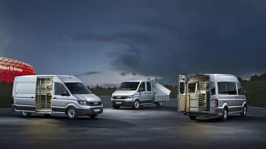 Best large panel vans