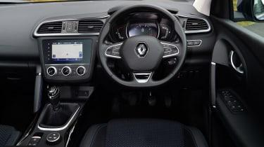 Renault Kadjar - dash