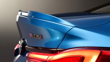 BMW 2 Series Gran Coupe - spoiler studio
