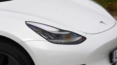 Tesla Model 3 - front detail