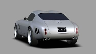 GTO Engineering Project Moderna - exhausts