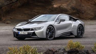 BMW i8 - front