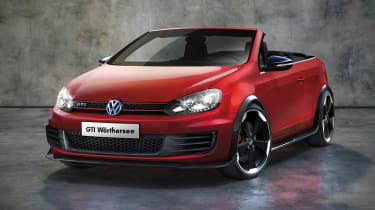 VW Golf GTI Cabriolet 3