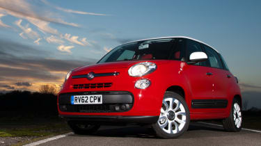 The mechanicals of the 500L are used widely in other Fiat models.