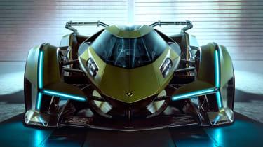Lamborghini Lambo V12 Gran Turismo - front static