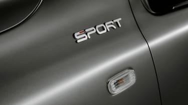 Panda Sport 2021 badge