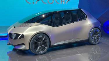 BMW i Vision Circular - Munich front