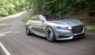 DS Divine concept - driving