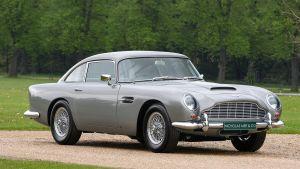 Aston Martin DB5 - coupe