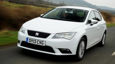 SEAT Leon - most reliable cars